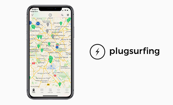 Mobile plugsurfing application - CARPLUG